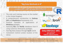 Big Data Methods in R - London - June 2017